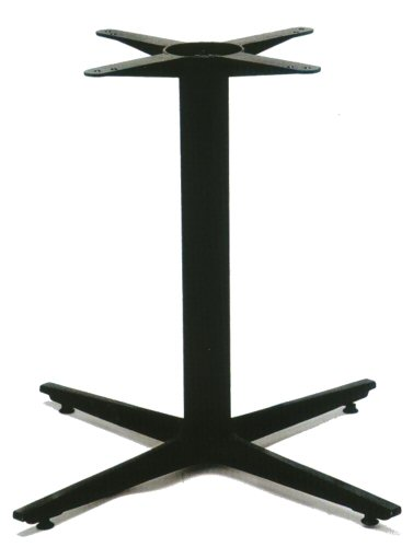 2900 Series Cast Iron Table Base